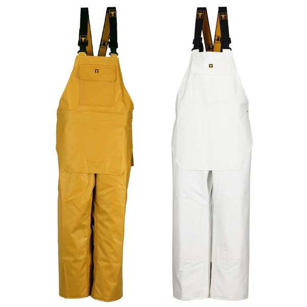 Heavy Duty Bib & Brace Trousers with Apron