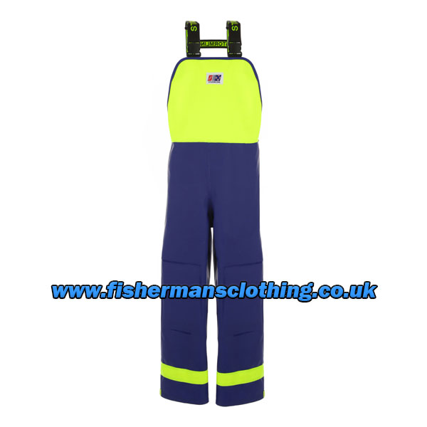 Guy Cotten Bib and Brace Waterproof Trousers WITHOUT Fly FISHING CLOTHING