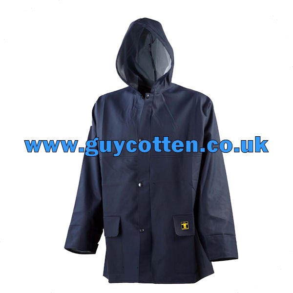 Guy Cotten Derby Jacket Colour: Navy