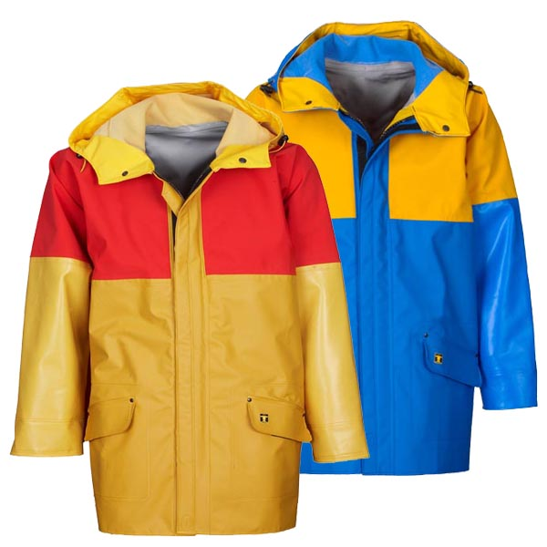 Drempro Jacket - Size 04) X Large Colour:Yellow/Red