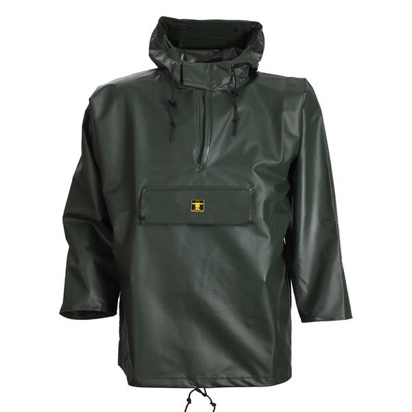 Drenec Smock (Nylpeche) - Colour: Green - Size 03) Large