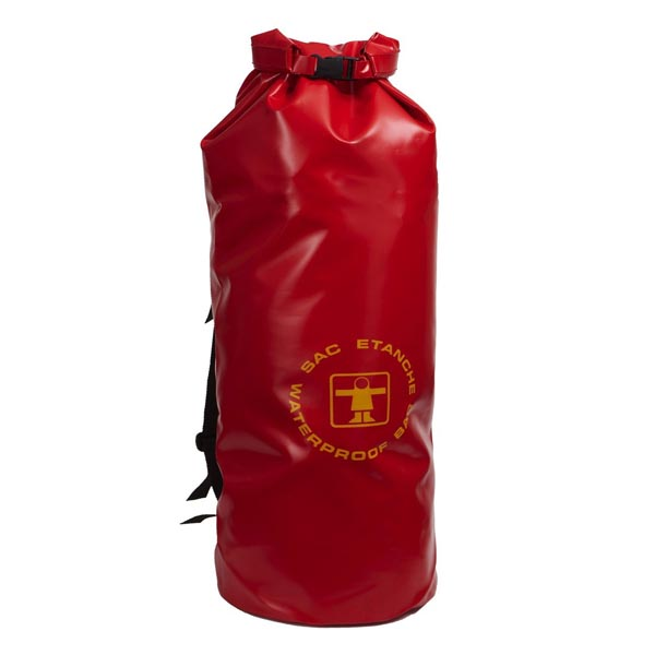 Guy Cotten Dry Bag - Size: 3 Colour: Red