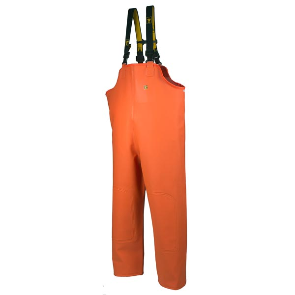 Barossa Fisher Bib & Brace Trousers Size: 01) Small
