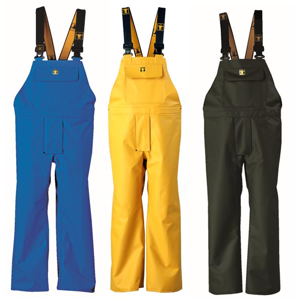 Heavy Duty Bib & Brace Trousers