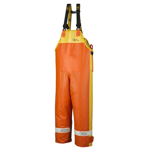 Hydro Blasting Bib & Brace Trousers - Size 02) Medium