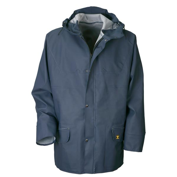 Isoder Jacket - Colour: Navy - Size 00) X Small