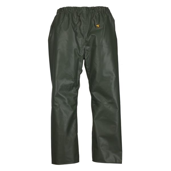 Pouldo Trousers (Nylpeche) - Colour: Green - Size 05) XX Large