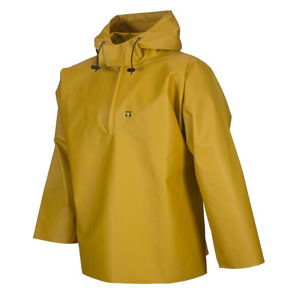 Guy Cotten Short Smock with Hood - Size:02) Medium