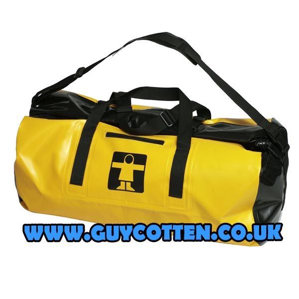 Guy Cotten Tri + Sec Holdall - Colour: Yellow