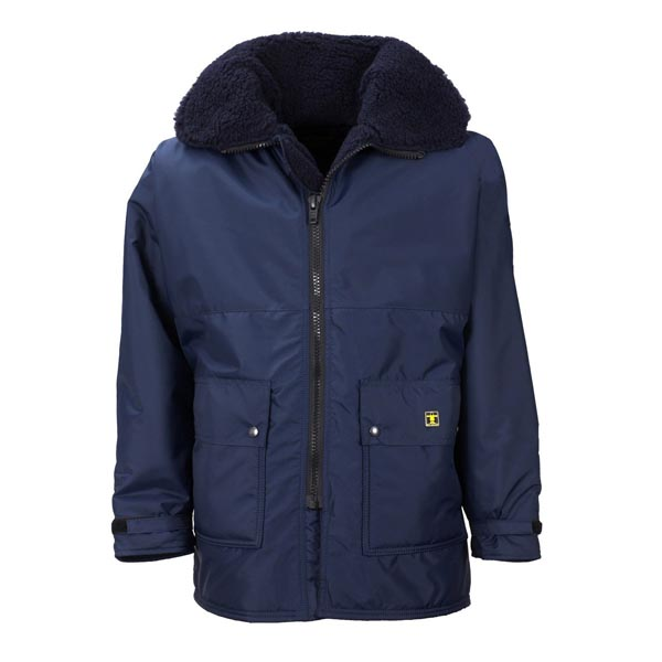 Guy Cotten Nav Jacket - Colour: Navy - Size: Small